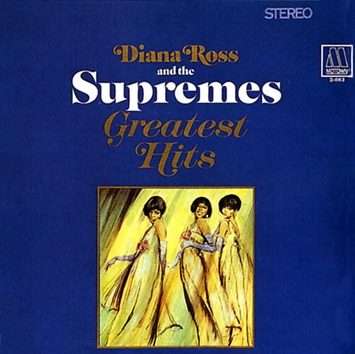 Supremes 1967 Greatest Hits 1 & 2