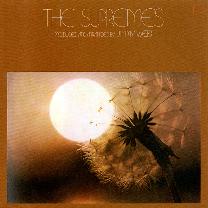 Supremes 1970s Jimmy Webb