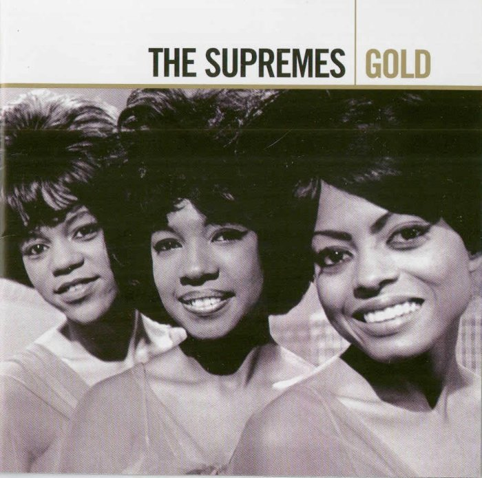 Supremes Gold Front Cover